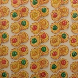 Biscotti ossessivi (Acrylic on canvas 60x80)