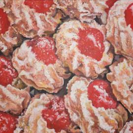 Capricci (Oil on canvas 80x60)