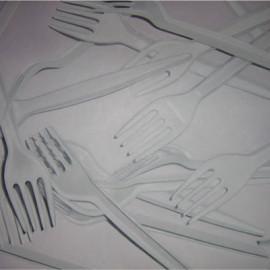 Forchette (Acrylic on canvas 135x100cm)