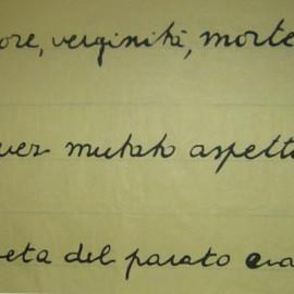Gattopardo (Acrylic on canvas 185x125)