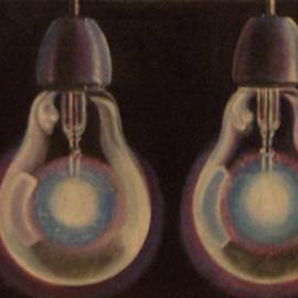 Relativity 3 (Acrylic on canvas 100x50)