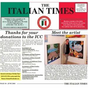 the italian times - giacoma lo coco 1