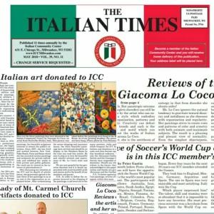 the italian times - giacoma lo coco